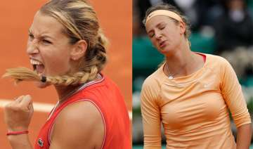 top seeded azarenka loses at french open - India...
