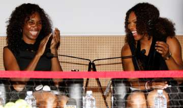 venus and serena target london olympics - India TV