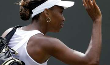 venus loses in 1st round for 1st time since 97 -...
