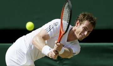 wimbledon final murray takes 2nd set 7 5 - India...