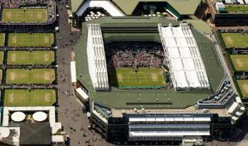 wimbledon readies for olympic makeover - India TV
