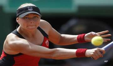zvonareva is latest departure at french open -...