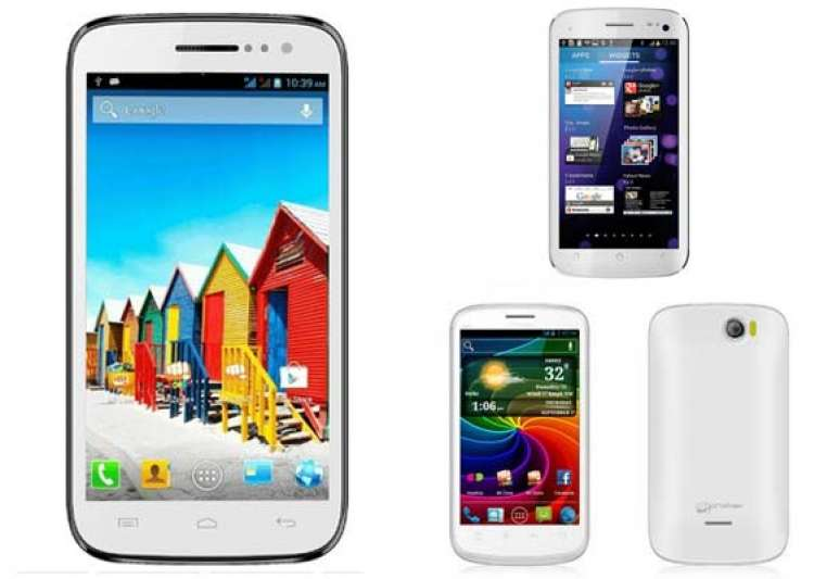 5 best Micromax smartphones in India [See pictures and ...