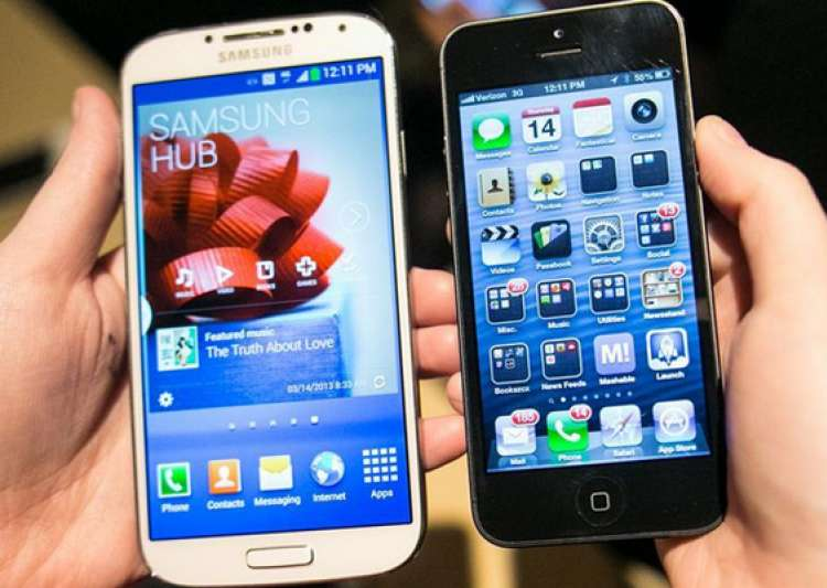 10 things that samsung galaxy s4 can do but the iphone 5- India Tv