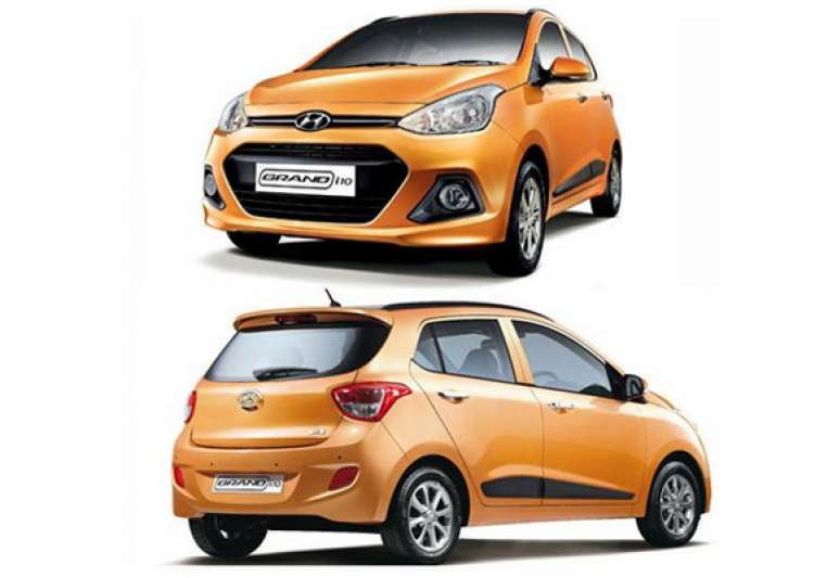 first impressions hyundai grand i10 pictures and details- India Tv