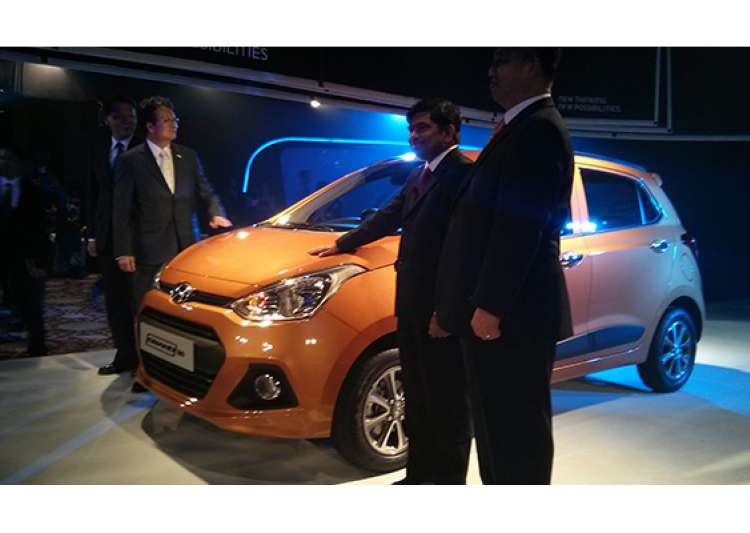 hyundai launches grand i10 in india for rs 4.29 lakh- India Tv