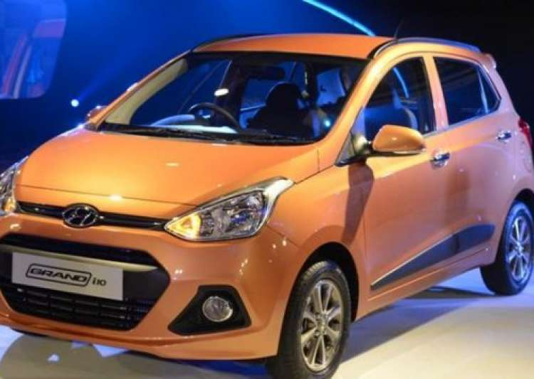 hyundai launches sports edition of grand i10. Black Bedroom Furniture Sets. Home Design Ideas
