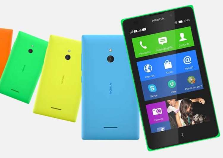 nokia x and xl will be launched in second quarter in india- India Tv
