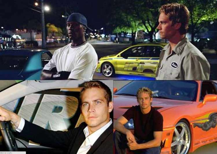 see paul walker s personal car collection- India Tv