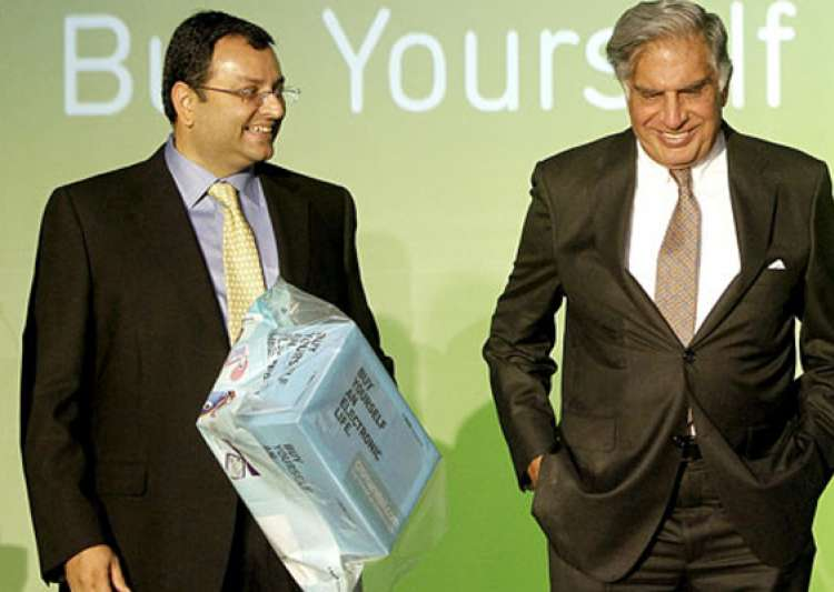 ratan tata s bye bye on dec 28 tells cyrus mistry be your own man- India Tv
