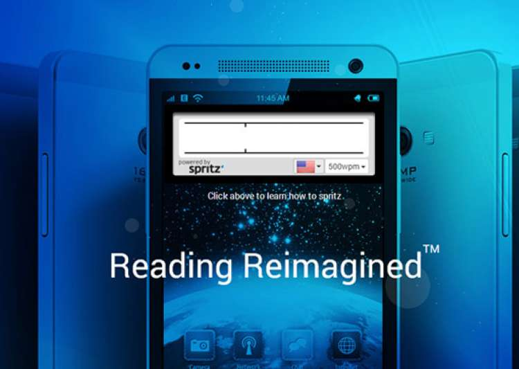 spritz app promises to boost reading speeds to 500 words a- India Tv