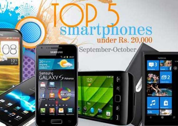 top 5 smartphones under rs 20 000- India Tv