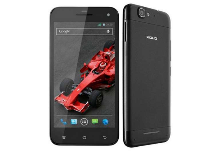 xolo launches q1000s with quad core cpu and 5 inch hd- India Tv