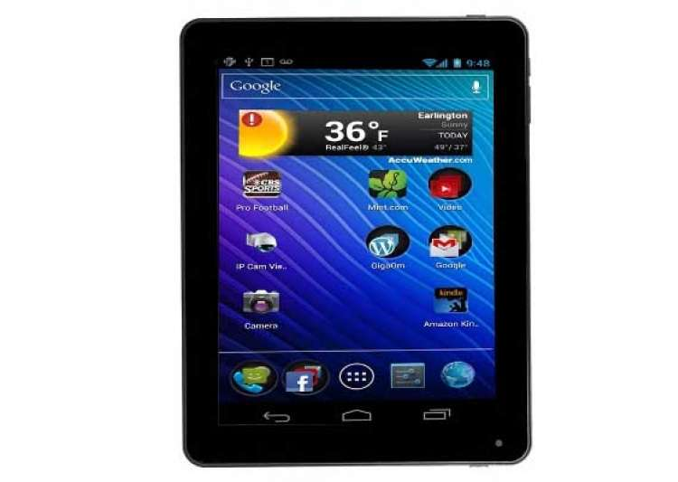 zync launches 9.7 inch android tab for rs 10 990- India Tv