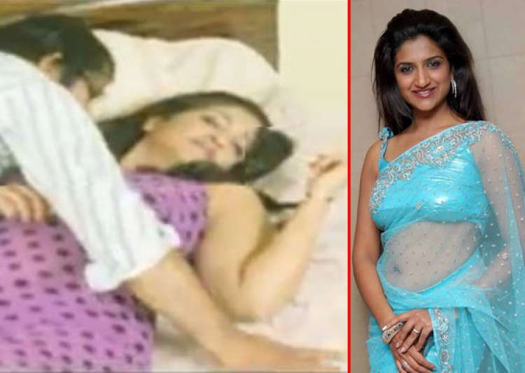 actress rishika singh s morphed video leaked files case- India Tv
