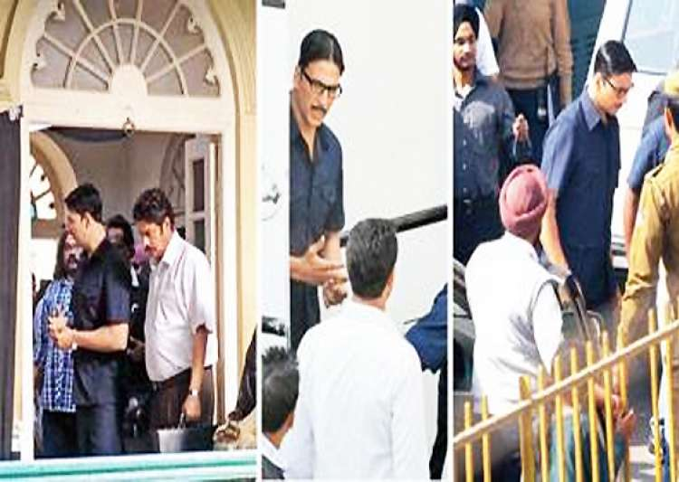 akshay shoots for his jewellery heist film in delhi s cp- India Tv