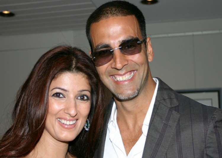akshay and twinkle to become parents again in sept- India Tv