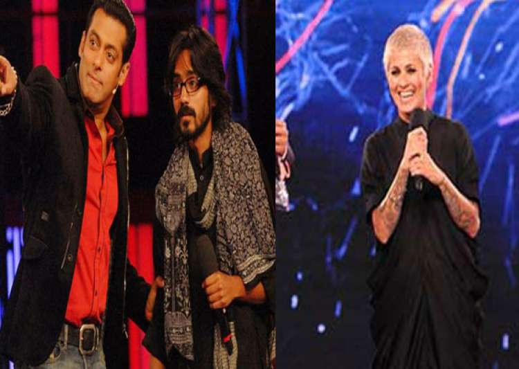 aseem trivedi alleges bigg boss salman misbehaved with- India Tv