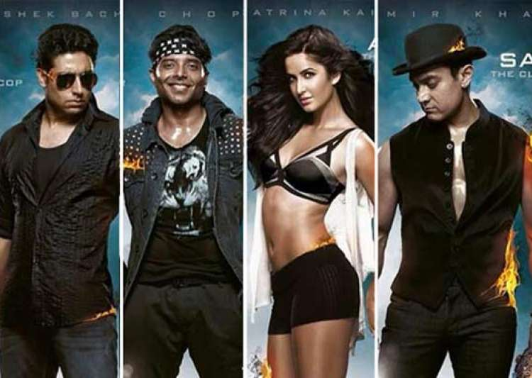 dhoom 3 box office collection rs 233.57 cr worldwide in- India Tv