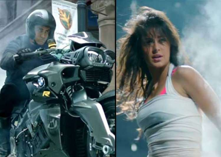 dhoom 3 trailer out- India Tv
