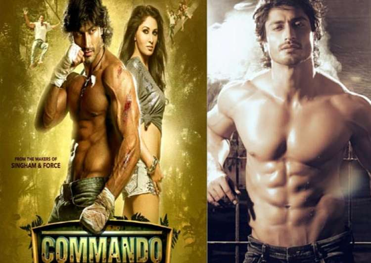 first look commando a one man army- India Tv
