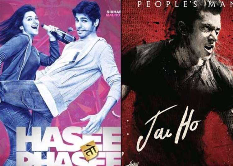 hasee toh phasee box office collection gets an average response jai ho to be benefited- India Tv
