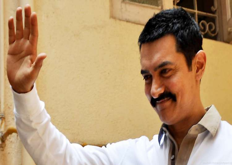 i won t add extra to increase my show s trp aamir khan- India Tv