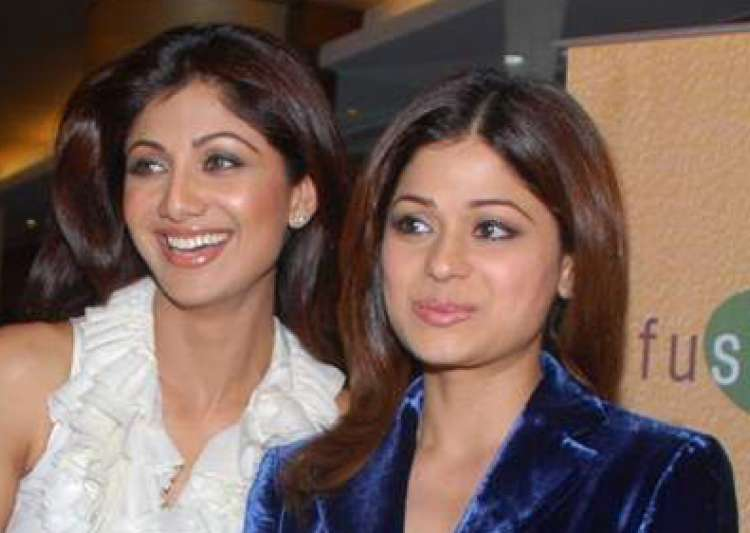 shilpa shetty dissuaded sister for bigg boss 3- India Tv
