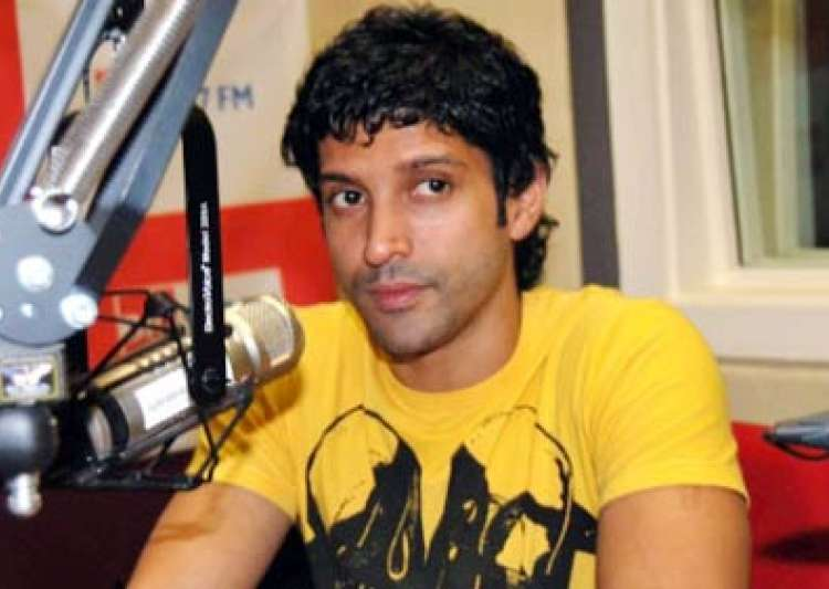 i have no aspirations to become a singer farhan akhtar- India Tv