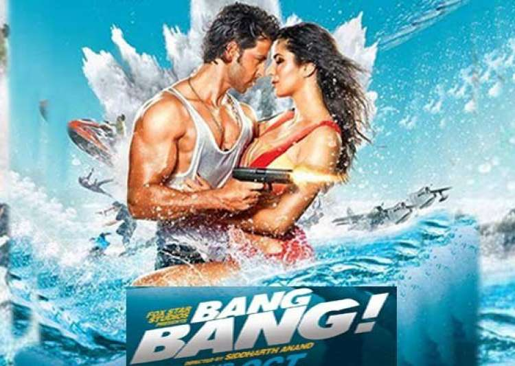 bang bang movie review fall in love with hrithik all over again- India Tv