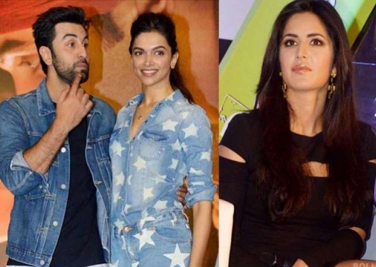 Ranbir trying to woo Deepika after break-up with Katrina ... Deepika Padukone And Ranbir Kapoor Break Up