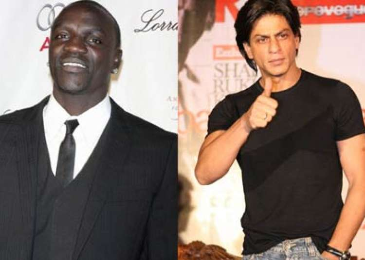 akon to sing in srk s ra.one- India Tv