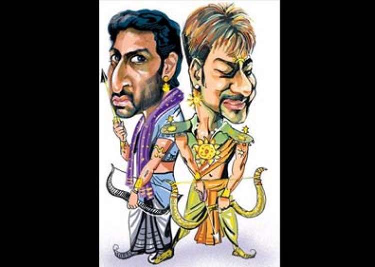 raavan rajneeti arjun and paanch kauravs to release in 2010- India Tv