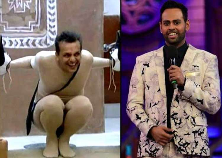 is vj andy bigg boss 7 s imam siddiqui view pics- India Tv