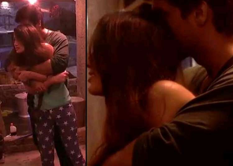 kushal gauhar locked themselves in the loo for 15 mins viveik mishra see pics- India Tv