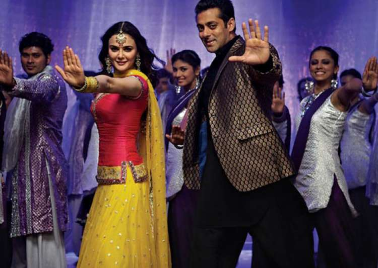 salman khan is a friend for life says preity zinta- India Tv