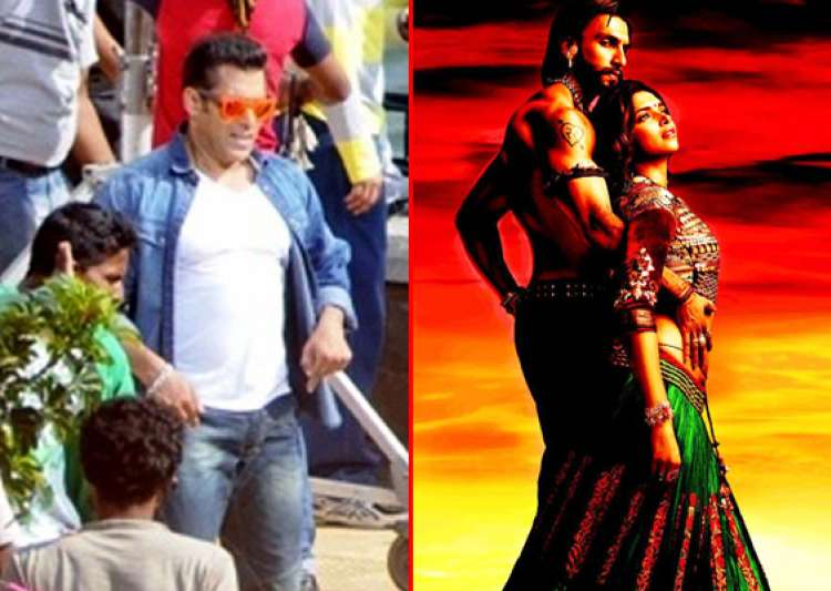 salman s mental to release on nov 22nd may perturb bhansali s ram leela- India Tv