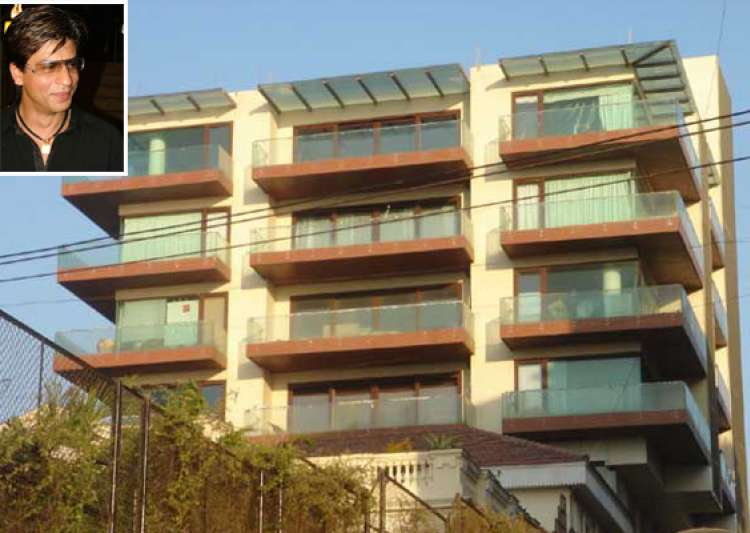 shah rukh khan dragged to supreme court over mannat- India Tv