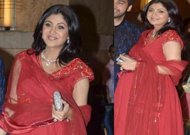 shilpa shetty blessed with baby boy- India Tv
