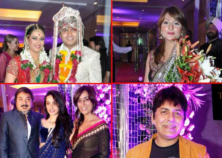 shweta tiwari ties wedding knot with abhinav kohli view pics- India Tv