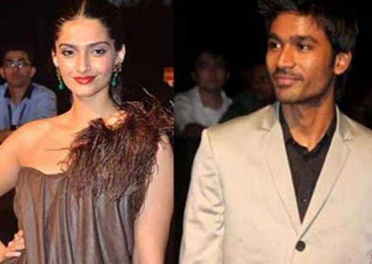 sonam kapoor dhanush to begin shooting ranjhnaa in varanasi- India Tv