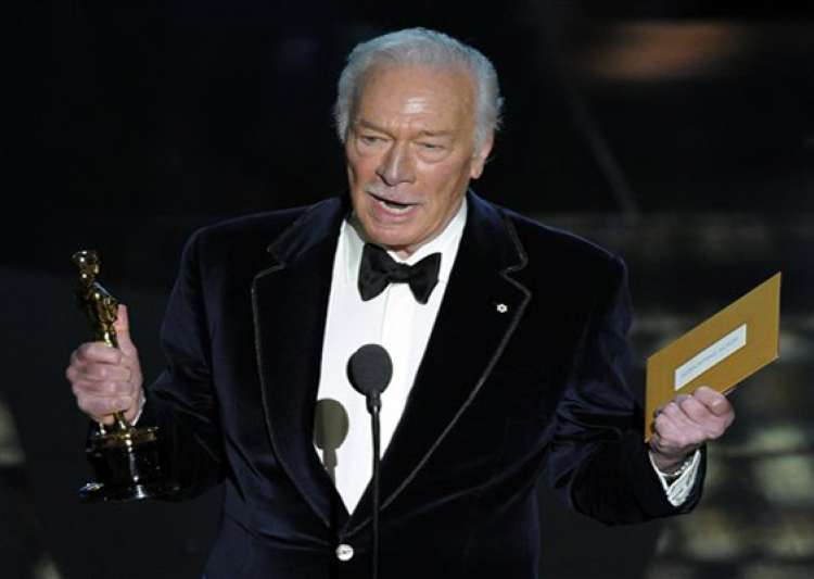 christopher plummer wins best supporting actor oscar- India Tv