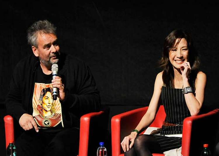 michelle yeoh luc besson find indian drivers reckless- India Tv