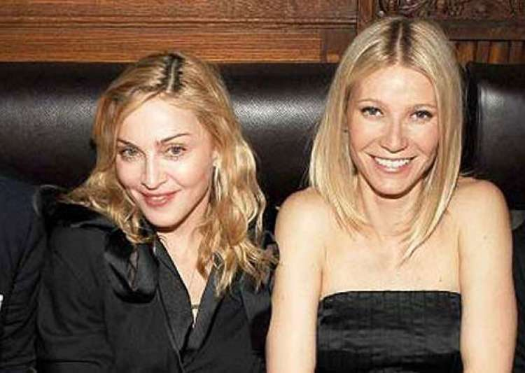 paltrow no longer friends with madonna- India Tv