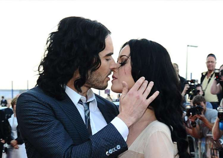 russell brand makes fun of his sex life with ex wife katy perry- India Tv