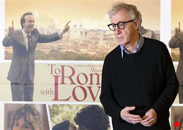 woody s to rome with love shows the sweet life- India Tv