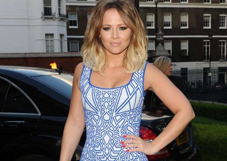 workout over dieting for kimberley walsh- India Tv