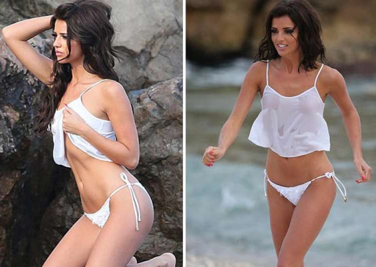 english actress lucy mecklenburgh goes nude for a photoshoot view pics- India Tv