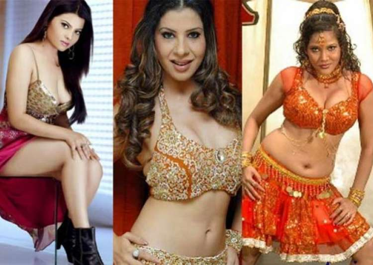 five sexy items girls who rule bhojpuri cinema- India Tv