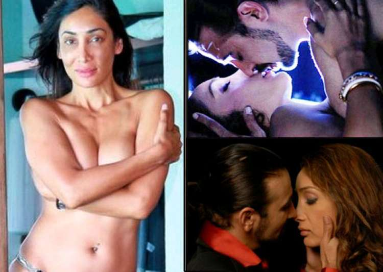 bigg boss 7 sofia hayat s unseen sex scene leaked view pics- India Tv